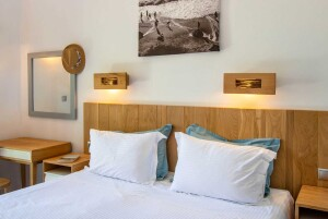 accommodatio hotel nefeli bed