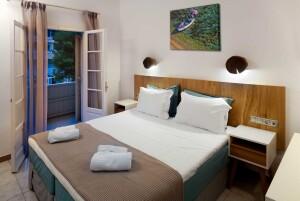 accommodatio hotel nefeli bedroom