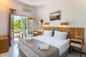 accommodatio hotel nefeli cozy bedroom
