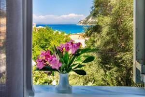 accommodatio hotel nefeli sea view
