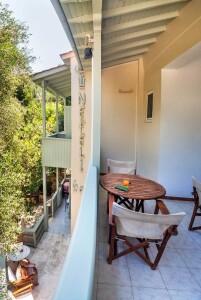 accommodatio hotel nefeli veranda