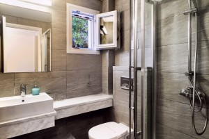 accommodation nefeli hotel bathroom