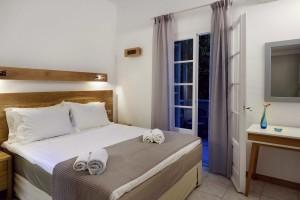 accommodation nefeli hotel big bedroom