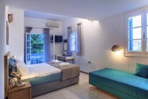 accommodation nefeli hotel interior