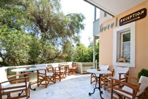 facilities nefeli hotel outdoors reception