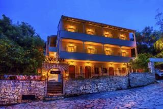 nefeli corfu hotel in agios nikitas